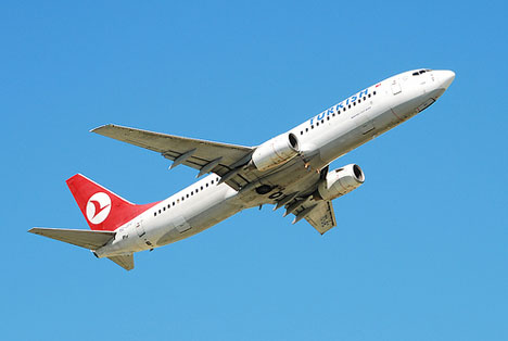 Turkish Airlines (TC-JFC), Boeing 737-800